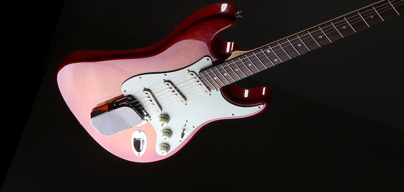 OMB Guitars - A New World For Guitar Players