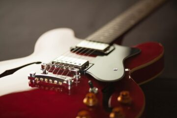 Your Dream Guitar with OMB Tech